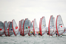 Windsurfers are jubilant but their international association should not fail to take heed of a desperately close call. Photo / NZPA