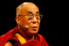 China accuses Dalai Lama of raising religious tension. Photo / NZPA