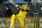 David Warner. Photo / NZPA