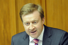 New Zealand Defence Minister, Jonathan Coleman. Photo / File