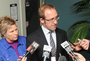 Labour's list MP Andrew Little. Photo / Ross Setford