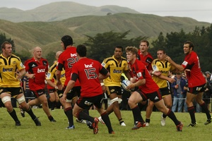 The ownership model for the Crusaders and Hurricanes may not be ideal for the rugby union. Photo / Wairarapa Times-Age