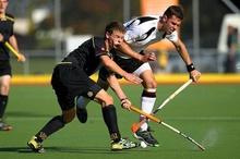 \Benedict van Woerkoon of the Junior Black Sticks. Photo / APN