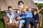 One Direction. Photo / Supplied