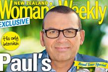 Paul Henry on NZ Women's Weekly