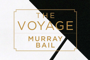 Book cover of The Voyage. Photo / Supplied