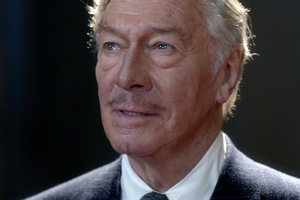 Christopher Plummer is mesmerising as John Barrymore. Photo / Supplied