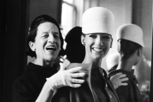 Archive footage of Diana Vreeland allows a true self-portrait of her life and times. Photo / Supplied