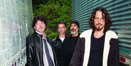 Soundgarden have regained their original healthy creative relationship. Photo / Supplied