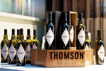 Thomson's whiskies are going from strength to strength. Photo / Supplied