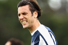 Auckland City captain Ivan Vicelich. Photo / Getty Images.