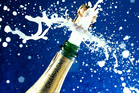 It's nearing the time of year when popping bottles becomes mandatory for any festive function. Photo / Thinkstock