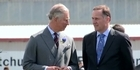 Watch: Charles and Camilla in Christchurch