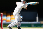 Michael Clarke finished on 259 not out. Photo / Getty Images