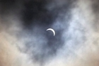 The lads at Vitamin Gum filmed this fantastic vision of the Solar Eclipse as viewed from Auckland, and have shared it with the nzherald.co.nz readers.