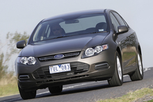Ford is sacking workers as sales of big cars like the Falcon disappear. Photo / Supplied