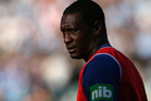 Emile Heskey's strengths lie in his ability to hold the ball and create space for others and he isn't a goal poacher in the traditional sense. Photo / Getty Images.