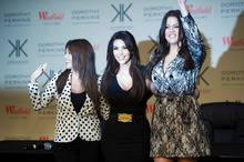 Kris Jenner, who is mother to the Kardashian sisters, and her husband Bruce are set to split, reports say. Photo/AP
