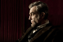 Daniel Day-Lewis plays the religiously sceptical Abraham Lincoln in an upcoming biopic. Photo/AP