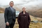 Revered actress Judi Dench stars alongside Daniel Craig in the upcoming Bond film Skyfall. Photo/AP