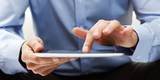 The increasing popularity of smartphones and tablets is seeing a growth in advertising on these platforms. Photo / Thinkstock