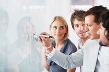 Providing training improves company morale, reduc
