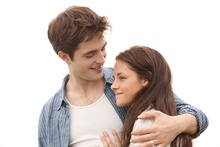 Robert Pattinson and Kristin Stewart star in Breaking Dawn Part 2. Photo/supplied