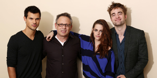 Scott Kara is happy to see the last of Twilight's stars and their director Bill Condon. Photo/supplied