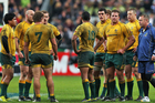 The Wallabies face England on Sunday searching for a win after a disappointing loss to France. Photo / Getty Images