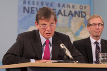 New Reserve Bank Governor Graeme Wheeler appears more orthodox than his predecessor, Alan Bollard. Photo / Mark Mitchell