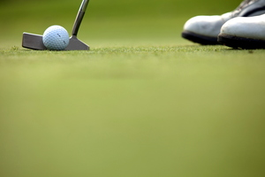 Daniel Fox has claimed a one-shot lead at the New Zealand Open at Clearwater. Photo / Thinkstock