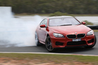 BMW M6 launch photos. Supplied. DRIVEN USE ONLY