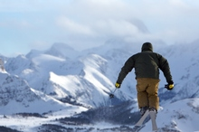 The ski fields of Alberta's Rocky Mountains are a cut above. Photo / Thinkstock