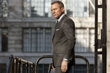 Daniel Craig is set to become the highest paid James Bond star after signing on for two more films in the super spy series. Photo / Supplied