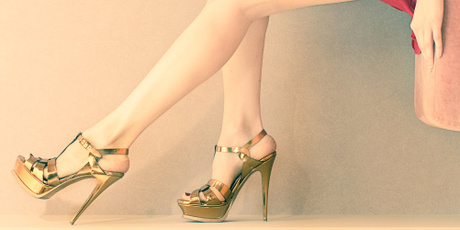 There's a rise in women have dramatic foot surgery to make their heels feel better.Photo / Thinkstock