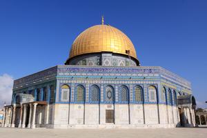 Jerusalem's Al-Aqsa mosque. Photo / Thinkstock