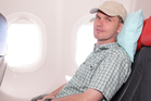 The perfect passenger? A single man in his 30s travelling for business, apparently. Photo / Thinkstock