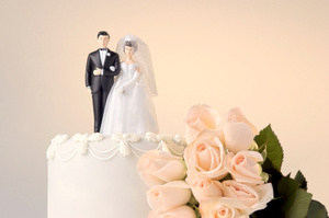 The man married four women from the same school. Photo / ThinkstocK