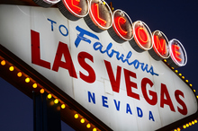 Las Vegas is a city of constant reinvention. Photo / Thinkstock