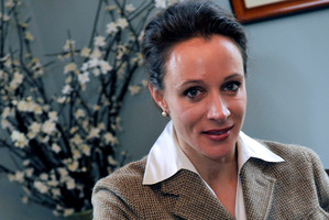 "Paula Broadwell's nom-de-plume in her anonymous messages to Jill Kelley was ""kelleypatrol"". Photo / AP"