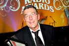 Paul Holmes at The NZ Radio Awards in 2008. Photo / Herald on Sunday