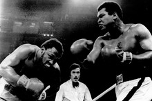 The Thriller in Manila between Muhammad Ali and Joe Frazier was the first hit show for HBO.