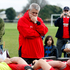 Welsh Coach Warren Gatland. Photo / Christine Cornege