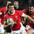Jamie Roberts of Wales in 2010. Photo / NZPA