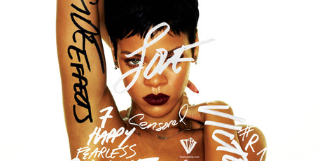 Album cover of Unapologetic by Rihanna. Photo / Supplied
