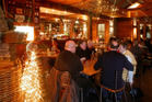 The Bridgehouse is spacious yet intimate. Photo / Supplied