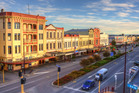 Invercargill has 40m wide streets that northern city planners and motorists would drool over. Photo / Colin Hogg