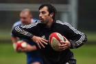 All Black centre Conrad Smith is among a number of New Zealanders who have grown a moustache for 