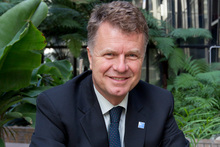 Boris Dittrich says none of the anticipated negative effects of gay marriage followed its legalisation in the Netherlands 11 years ago.  Photo / Mark Mitchell