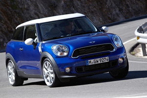 2013 Mini Paceman will be sold in NZ. Photo / Supplied